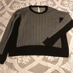 Amazing lululemon herringbone sweater.